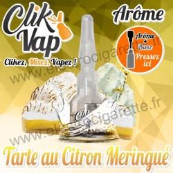 Tarte au Citron Meringué - ClikVap