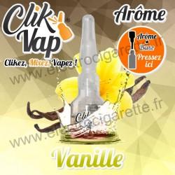 Vanille - ClikVap