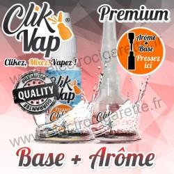 Premium - Base et Arôme - ClikVap