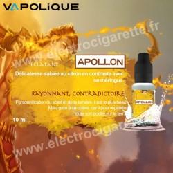 Apollon - Les Dieux de l'Olympe - Vapolique