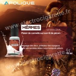 Hermes - Les Dieux de l'Olympe - Vapolique