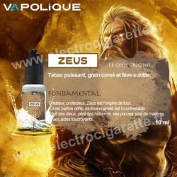 Zeus - Les Dieux de l'Olympe - Vapolique