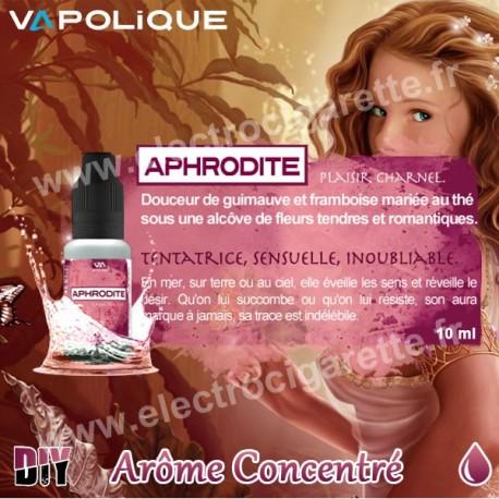 Aphrodite - DiY - Les Dieux de l'Olympe - Vapolique