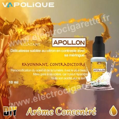 Apollon - DiY - Les Dieux de l'Olympe - Vapolique