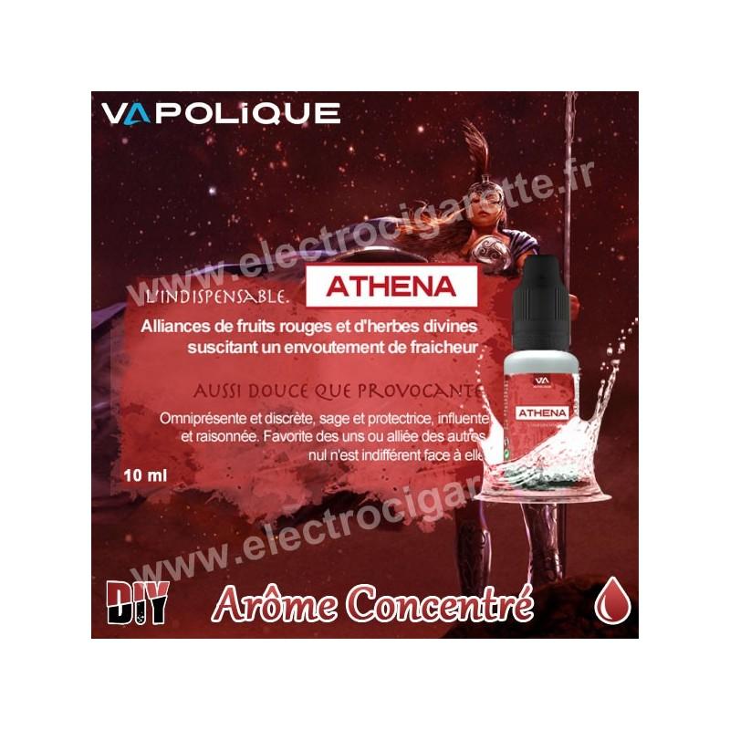 Athena - DiY - Les Dieux de l'Olympe - Vapolique