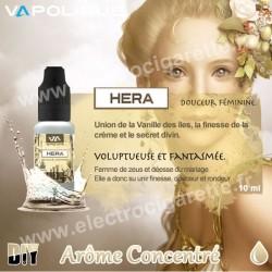 Hera - DiY - Les Dieux de l'Olympe - Vapolique