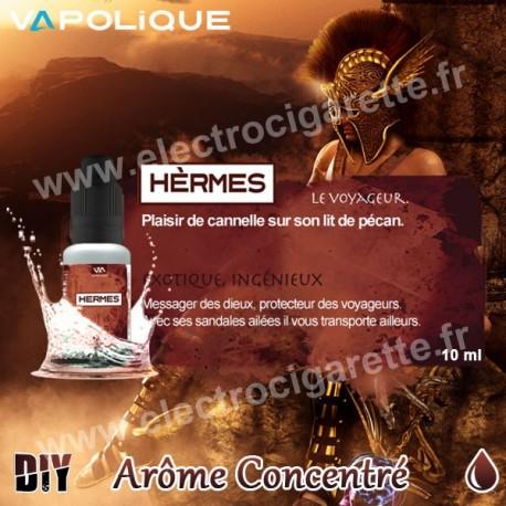 Hermes - DiY - Les Dieux de l'Olympe - Vapolique