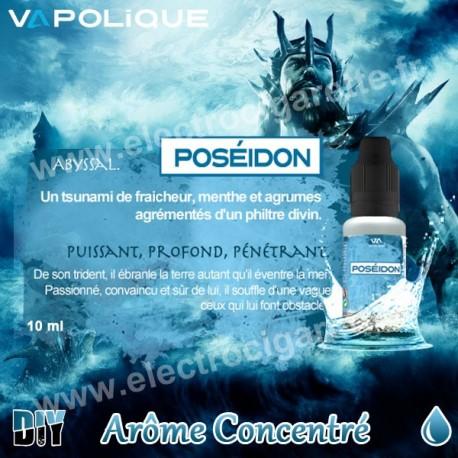 Poseidon - DiY - Les Dieux de l'Olympe - Vapolique