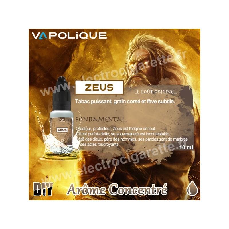 Zeus - DiY - Les Dieux de l'Olympe - Vapolique