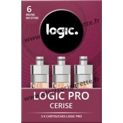 Cartouche Cerise Rouge - Logic Pro