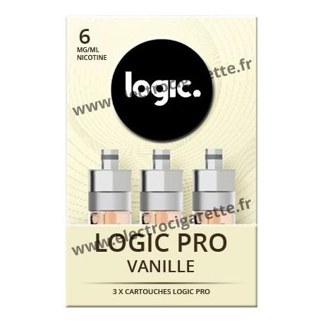Cartouche Vanille Blanche - Logic Pro