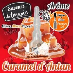 Caramel d'Antan - Terroir - ClikVap