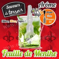Feuille de Menthe - Terroir - ClikVap
