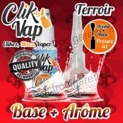 Terroir - Base et Arôme - ClikVap