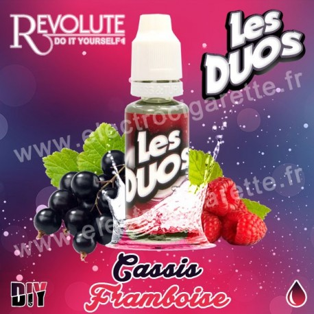 Cassis Framboise - Les Duos - Revolute