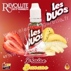 Fraise Banane - Les Duos - Revolute