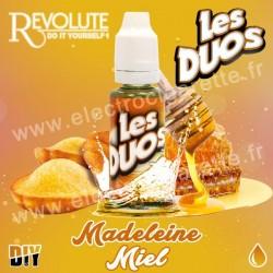Madeleine Miel - Les Duos - Revolute
