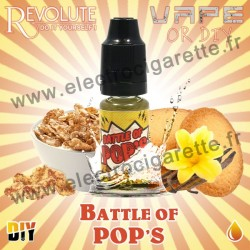 Battle of POP'S - Vape or DiY