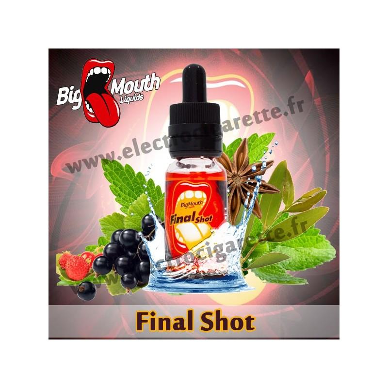 Final Shot - Big Mouth
