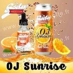 OJ Sunrise Soda Drip 60ml