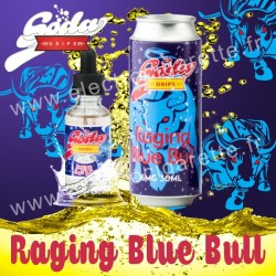 Raging Blue Bull Soda Drip 60ml