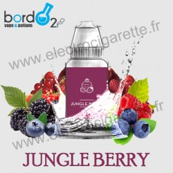 Jungle Berry - Bordo2
