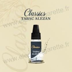 Tabac Alezan - Aroma Sense - 10 ml