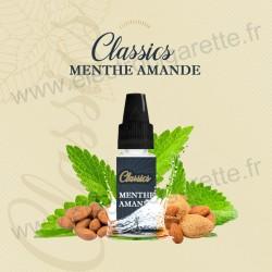 Menthe Amande - Aroma Sense - 10 ml