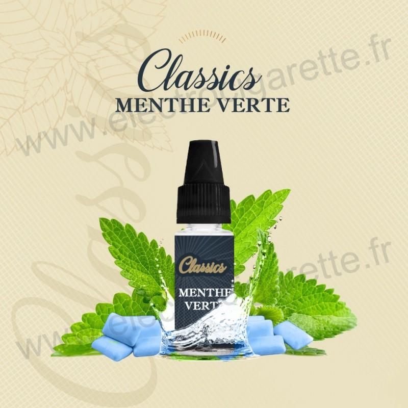 Menthe Verte - Aroma Sense - 10 ml