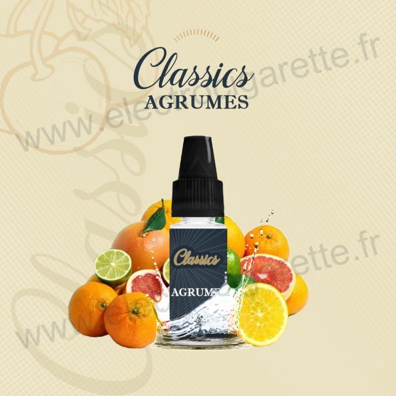 Agrumes - Aroma Sense - 10 ml