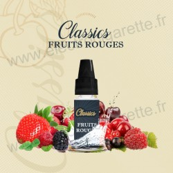 Fruits Rouges - Aroma Sense - 10 ml