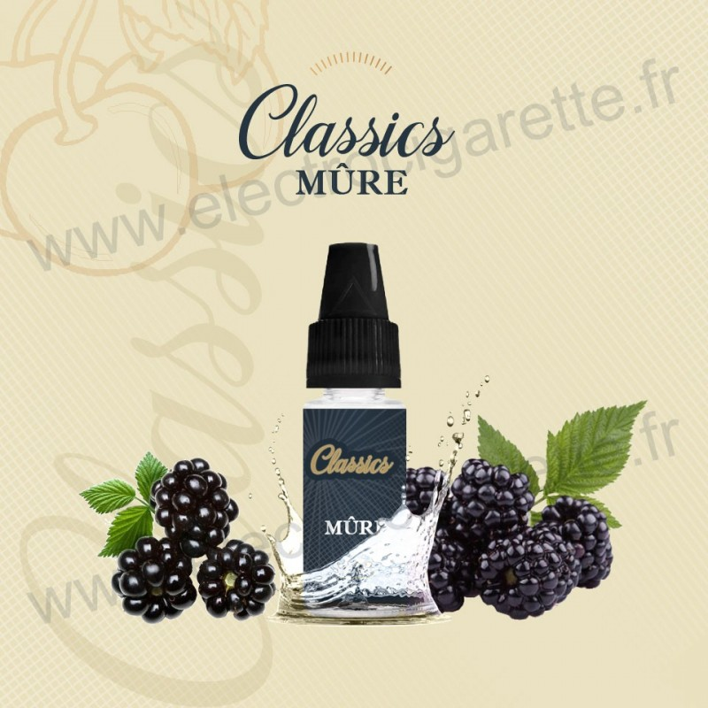 Mûre - Aroma Sense - 10 ml
