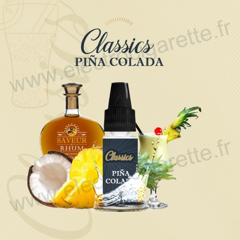Piña Colada - Aroma Sense - 10 ml