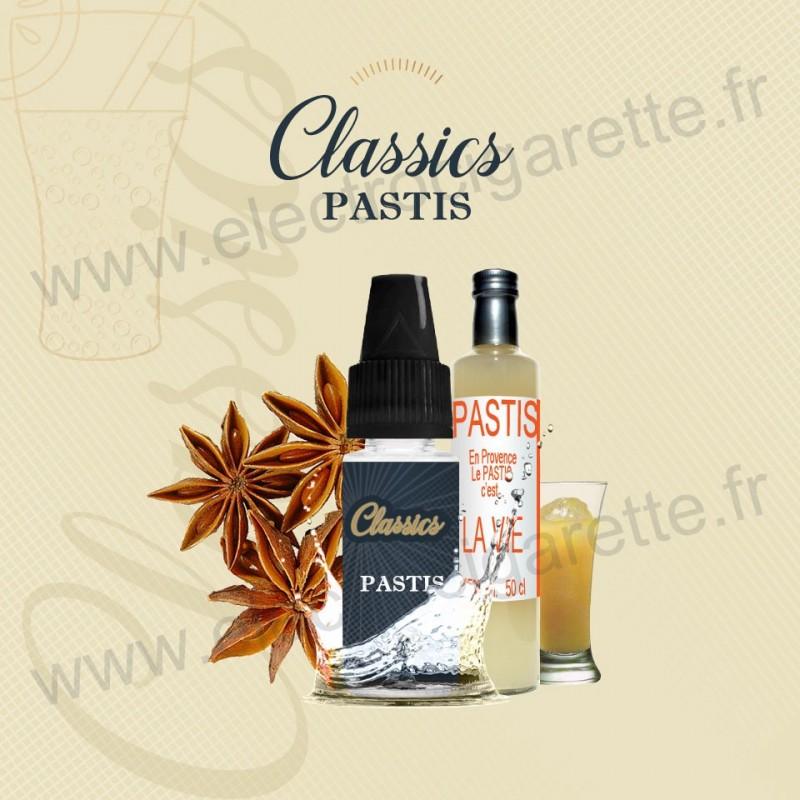 Pastis - Aroma Sense 10 ml