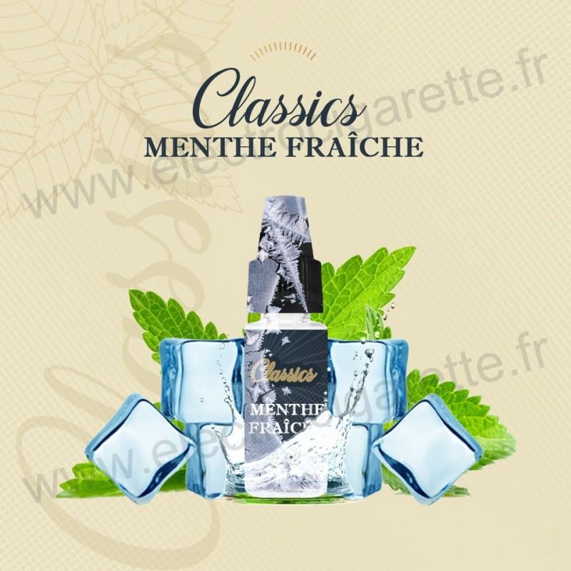 Menthe Fraiche - Aroma Sense - 10 ml