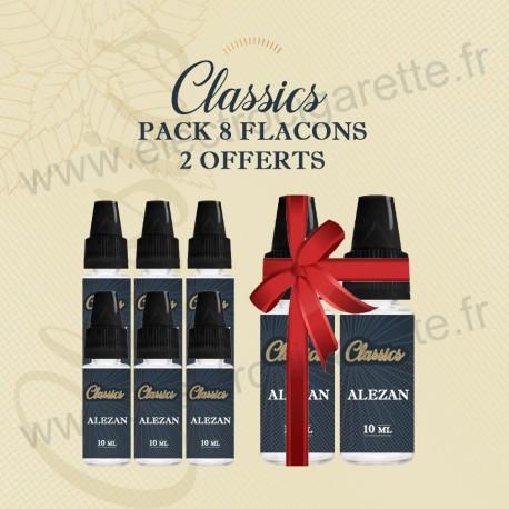 Pack de 6 flacons + 2 offerts - Aroma Sense - 10 ml