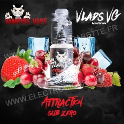 Attraction Sub Zero - Vlads VG - Vampire Vape