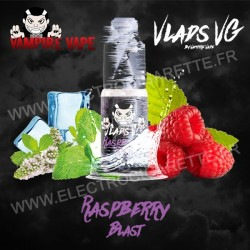 Raspberry Blast - Vlads VG - Vampire Vape