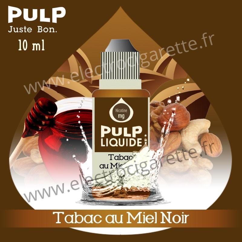 Tabac au miel noir - Pulp - 10 ml