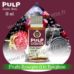 Fruits Rouges à la Réglisse - Pulp - 10 ml