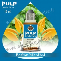 Boston Menthol - Pulp - 10 ml