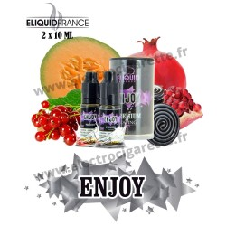 Enjoy - Premium - 2x10 ml - EliquidFrance