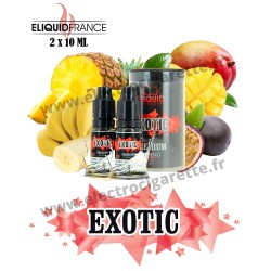 Exotic - Premium - 2x10 ml - EliquidFrance