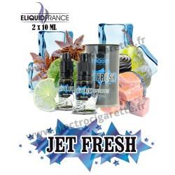 Jet Fresh - Premium - 2x10 ml - EliquidFrance