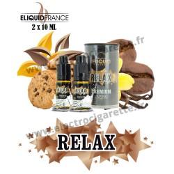 Relax - Premium - 2x10 ml - EliquidFrance