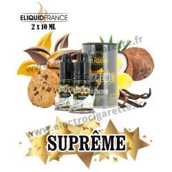 Suprême - Premium - 2x10 ml - EliquidFrance