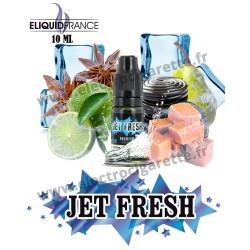 Jet Fresh - Premium - 10 ml - EliquidFrance