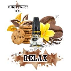 Relax - Premium - 10 ml - EliquidFrance