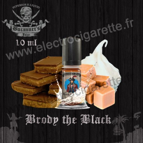 Brody the Black - 10 ml - Buccaneer's Juice