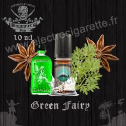 Green Fairy - 10 ml - Buccaneer's Juice